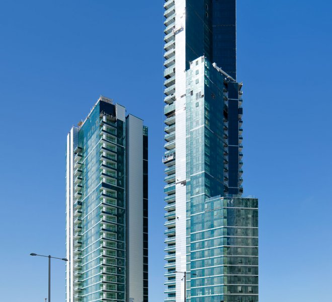 Al Bateen Tower, Dubai