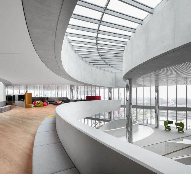 Merck Innovation Center in Darmstadt