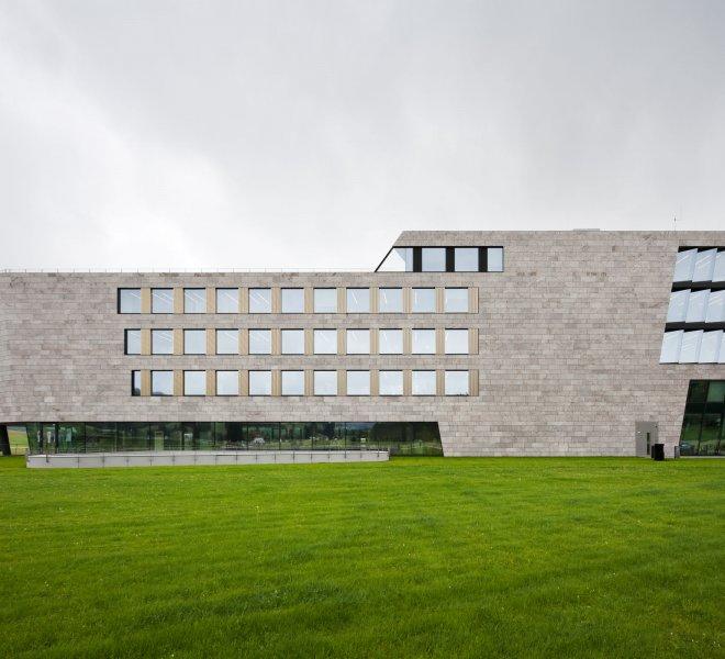 Testo AG, Titisee-Neustadt - Fassade