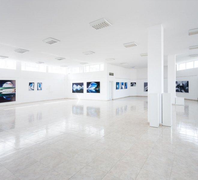 Ausstellung Architekturfotografie