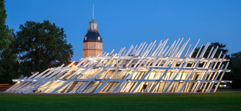 KA300 Pavillon, Karlsruhe