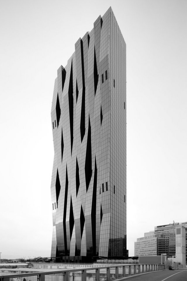 DC Tower 1 in Wien