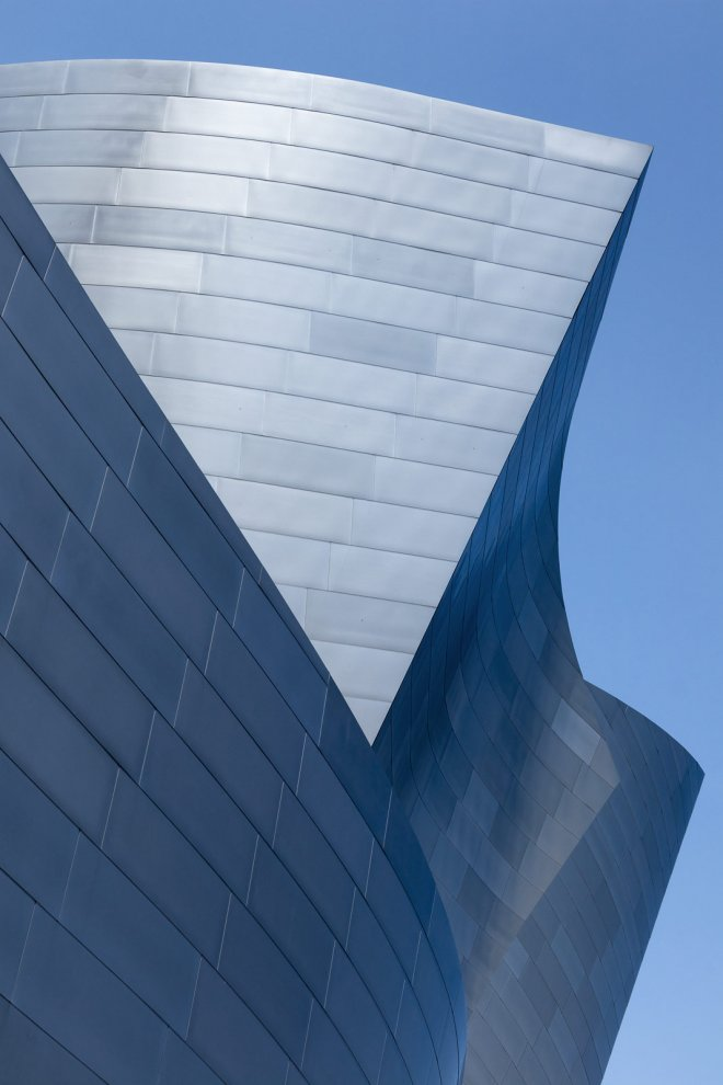 Walt Disney Concert Hall, Los Angeles