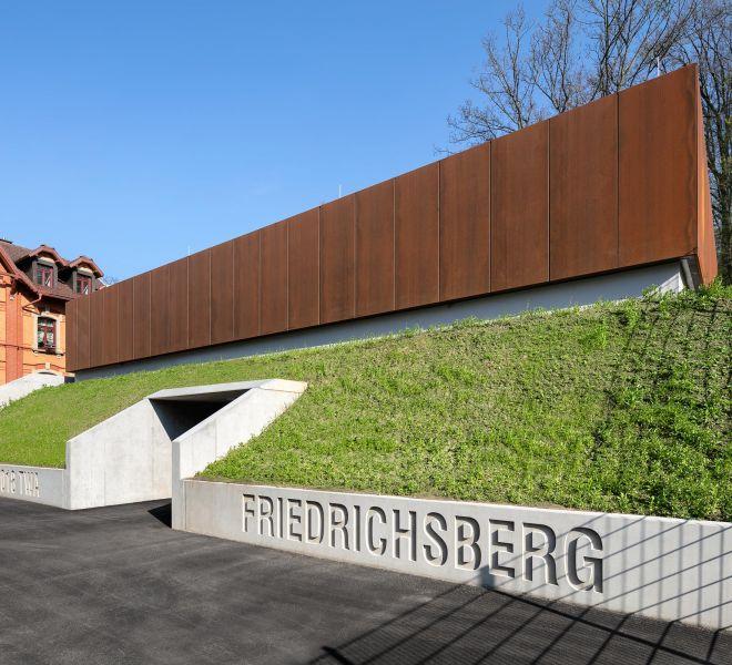Wasserwerk Friedrichsberg