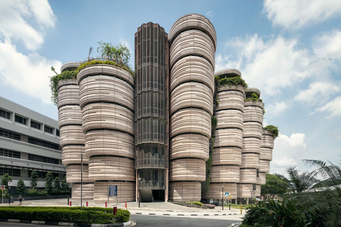 The Learning Hub at Nanyang Technological University Singapur
