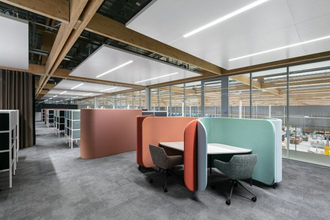 Brunner Innovation Factory - Arbeitsplatz