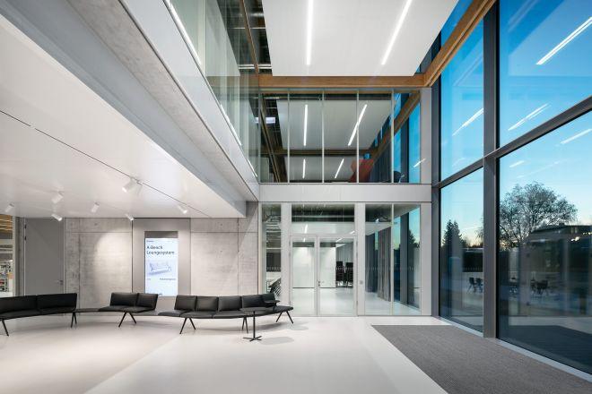 Brunner Innovation Factory - Eingang