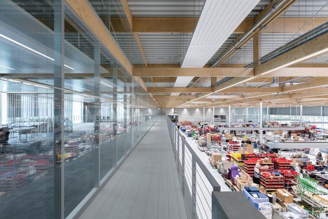 Brunner Innovation Factory - Produktion