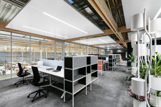 Brunner Innovation Factory - Workspace