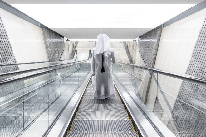 Doha Metro by UNStudio