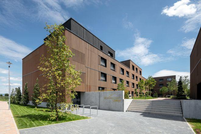 Das nachhaltig gebaute Mitarbeiter-Campus Europa-Park