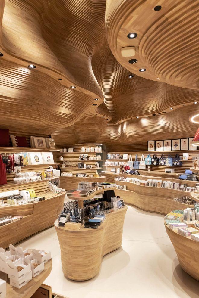 National Museum of Qatar - Shop Interior